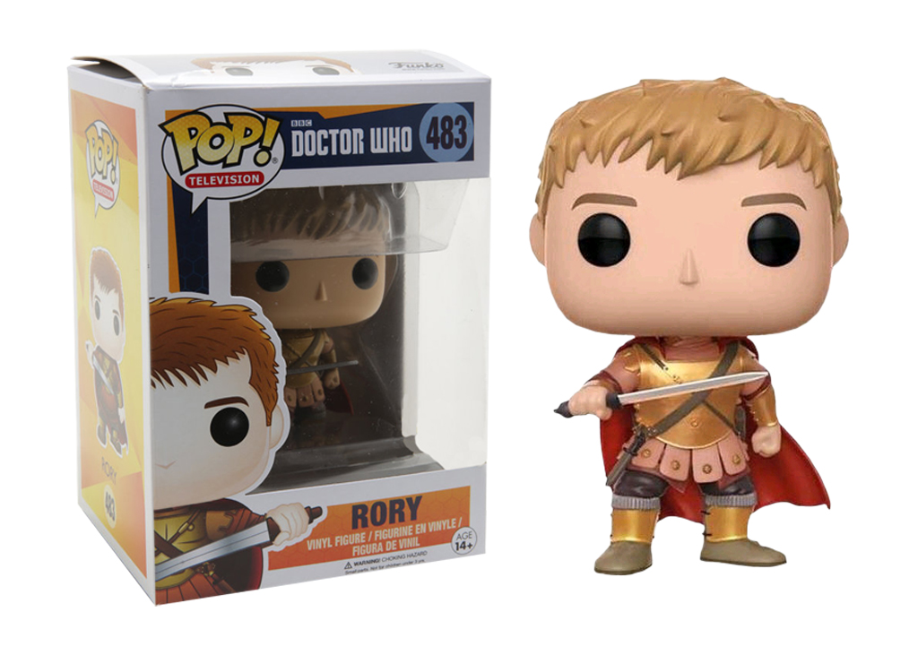 Doctor Who Rory 483 Funko POP Vinyl Figure