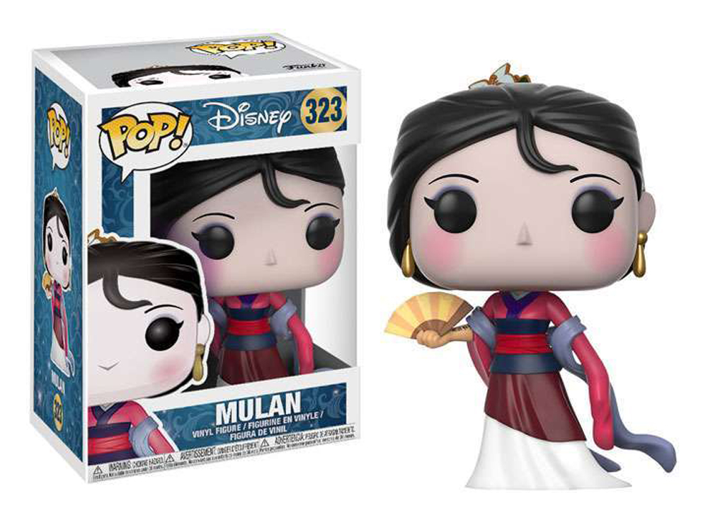 Disney Mulan 323 POP Vinyl Figure