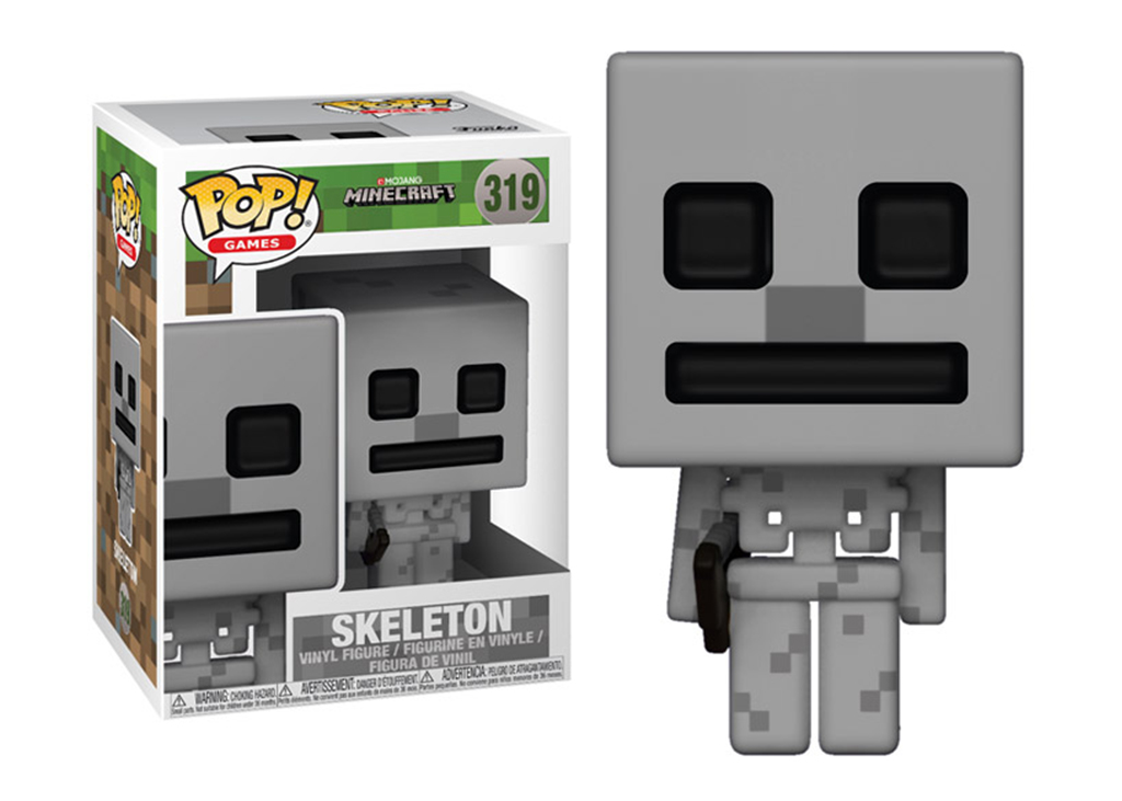 Minecraft Skeleton 319 Funko POP Vinyl Figure