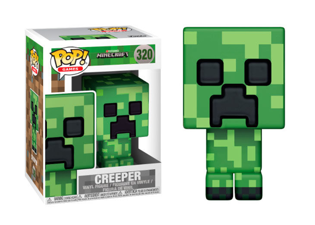 Minecraft Creeper 320 Funko POP Vinyl Figure