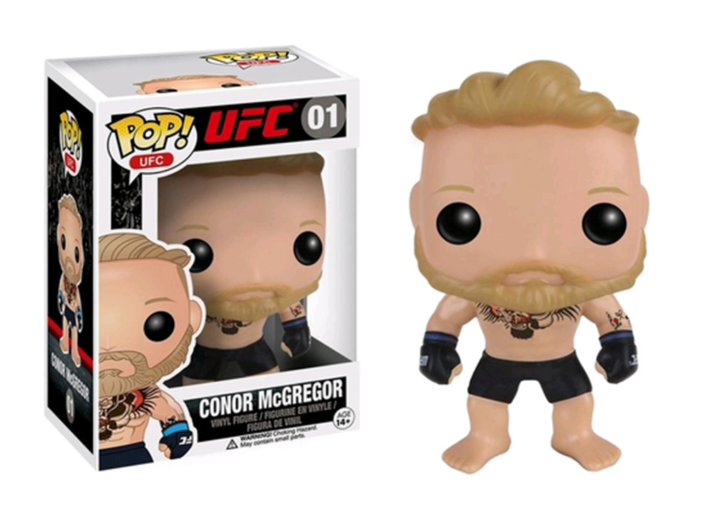UFC Connor Mcgregor 01 Funko POP Vinyl Figure