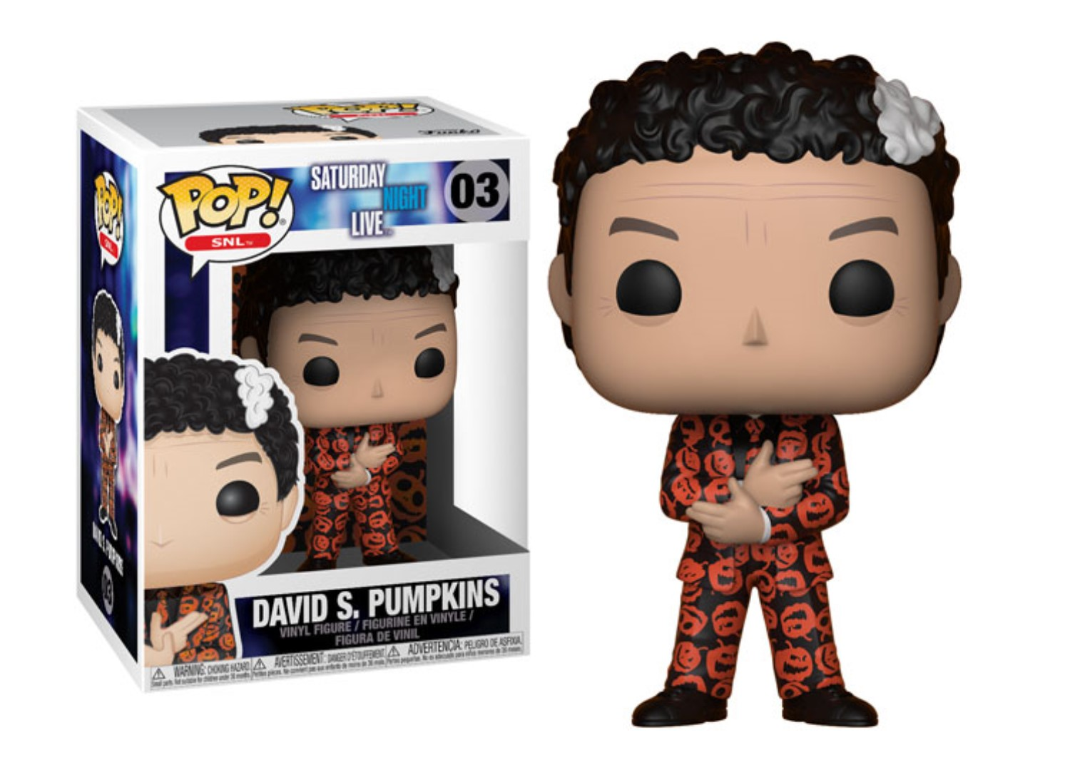 Vinilo Saturday Night Live Dick en una caja 2 Pack Figura Funko POP