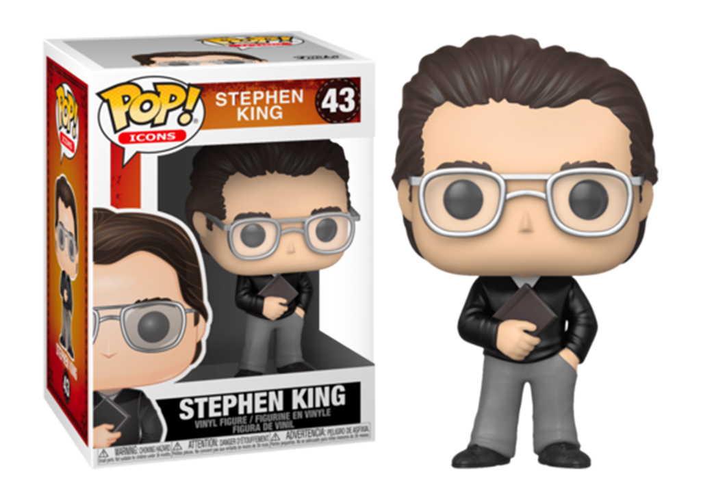 Stephen King 43 Funko POP Vinyl Figure