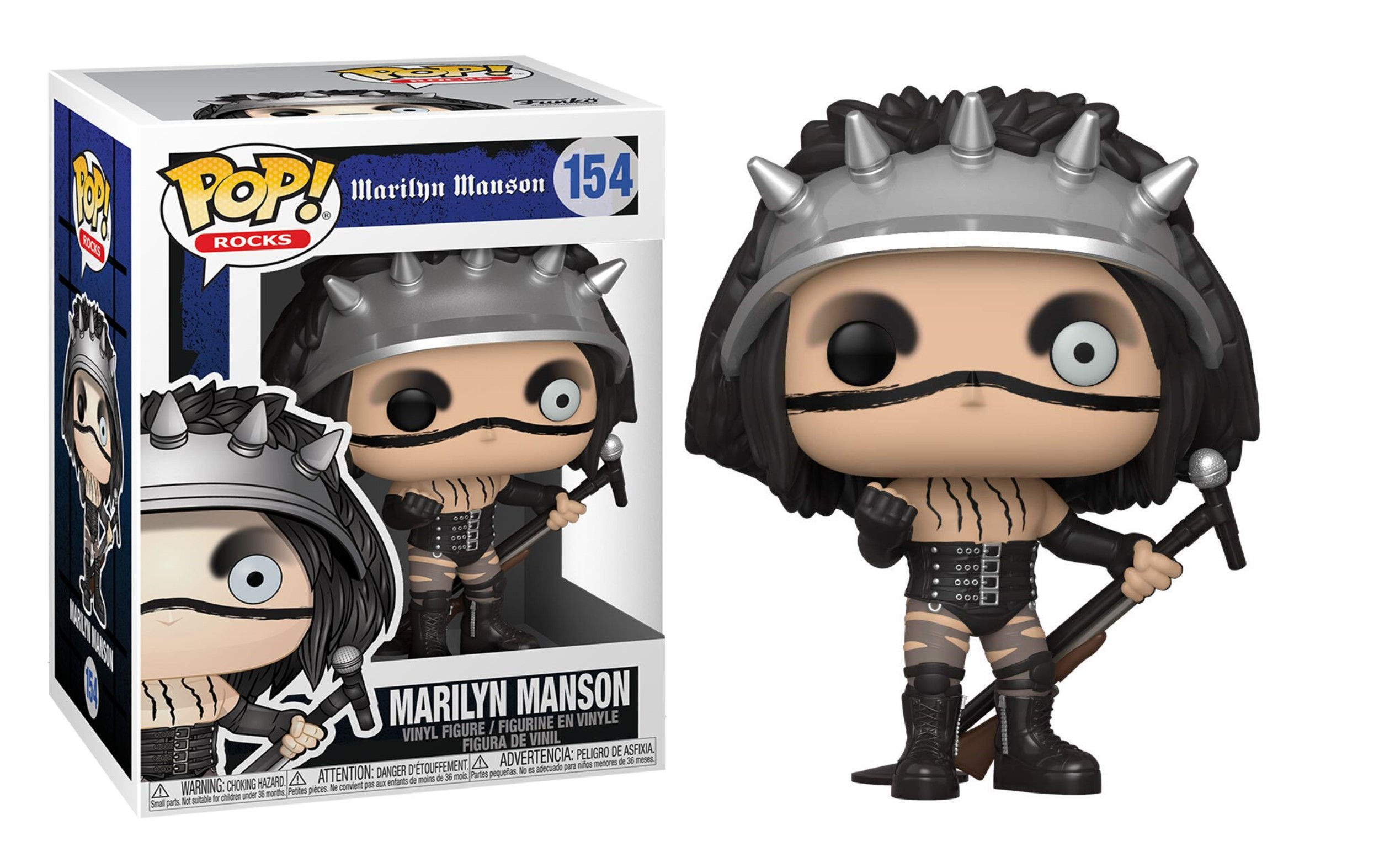 Marilyn Manson 154 Funko POP Vinyl Figure
