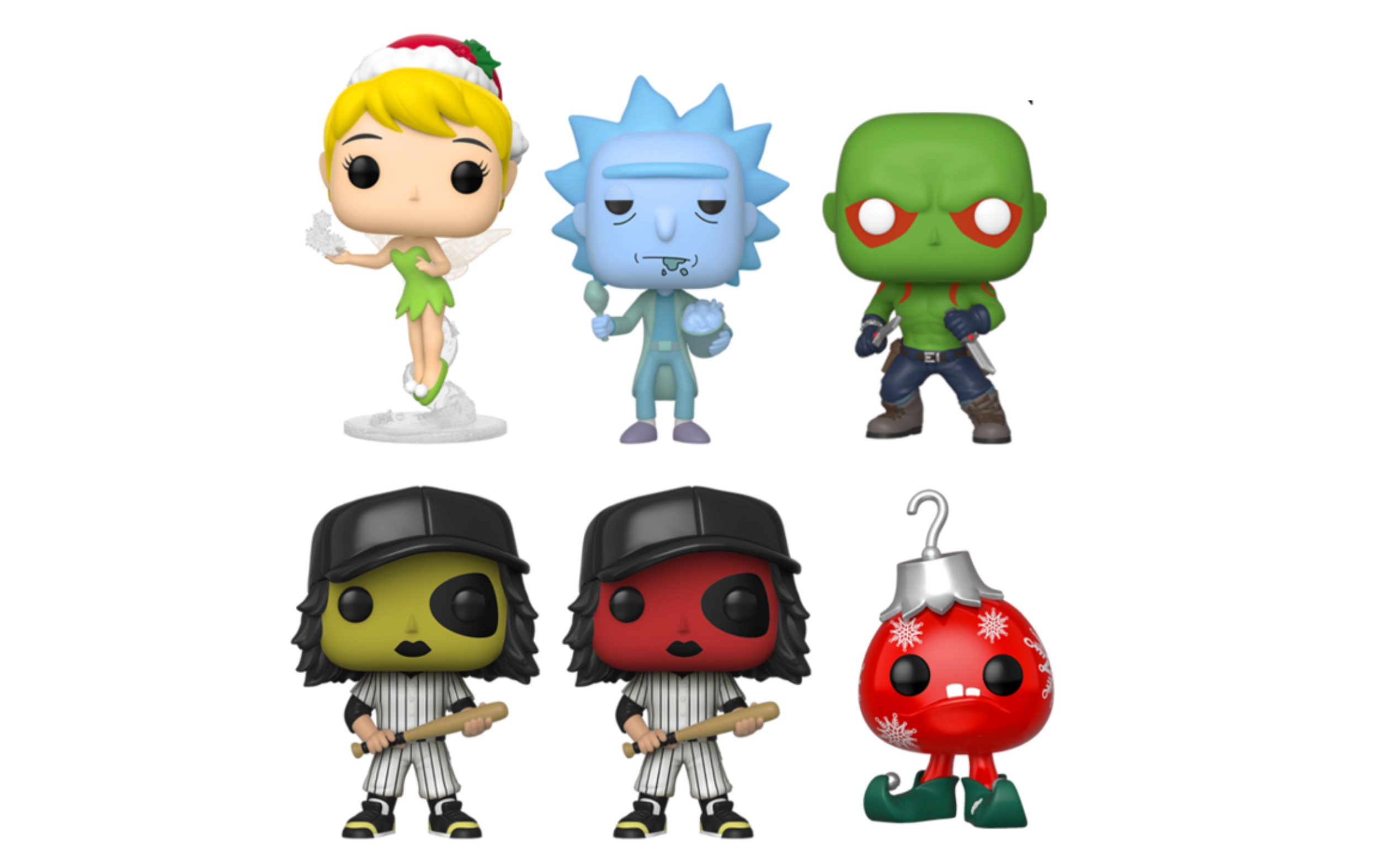 Funko Shop Cyber Monday Bundle Set di 6 Funko POP Vinyl Figure
