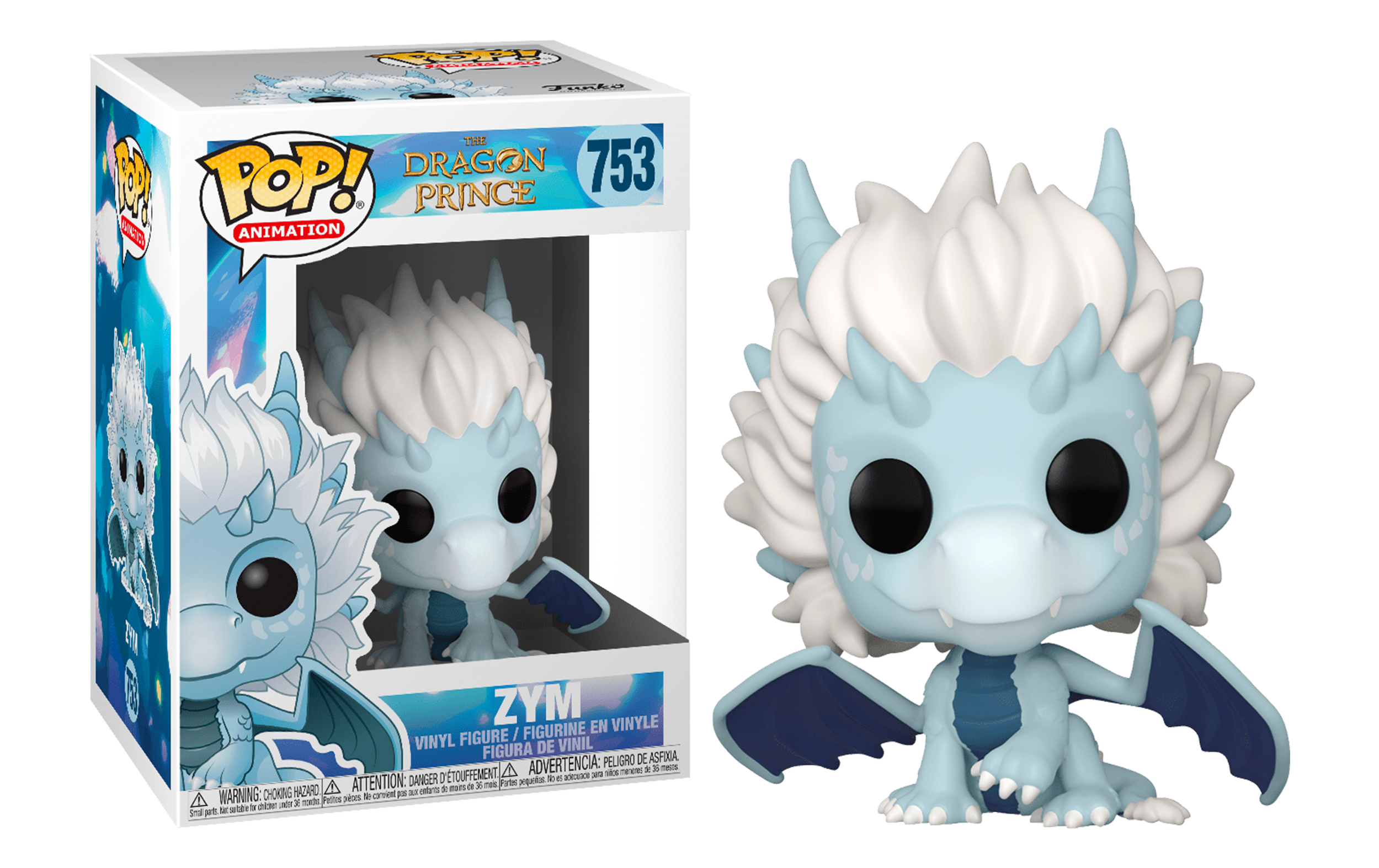 Dragon Prince Zym 753 Funko POP Vinyl Figure
