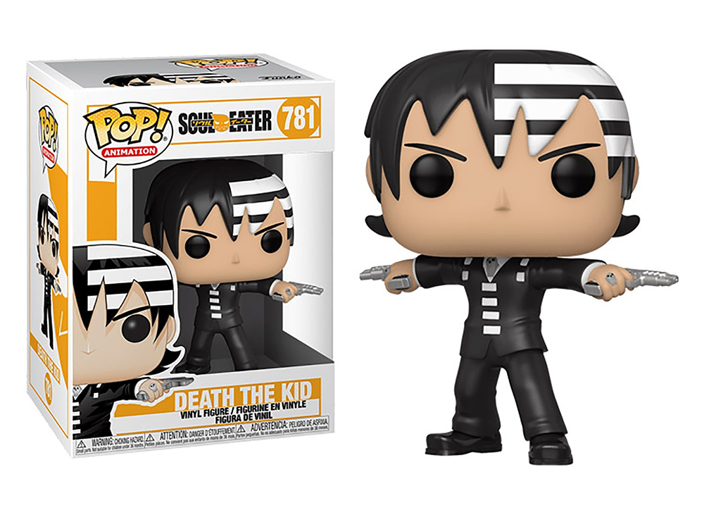 Soul Eater Death the Kid 781 Funko POP Vinyl Figure