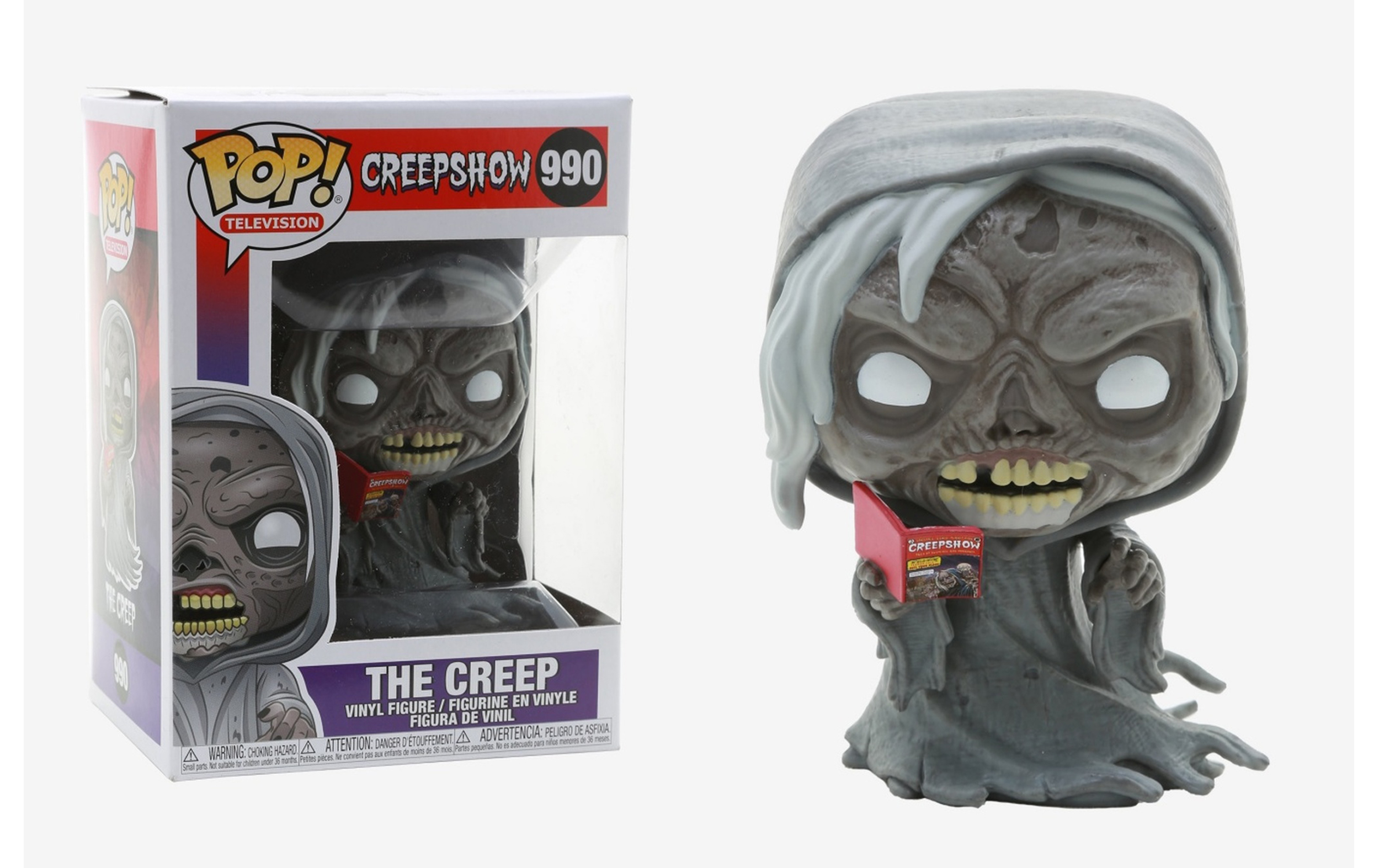 Creepshow The Creep 990 Funko POP Vinyl Figure