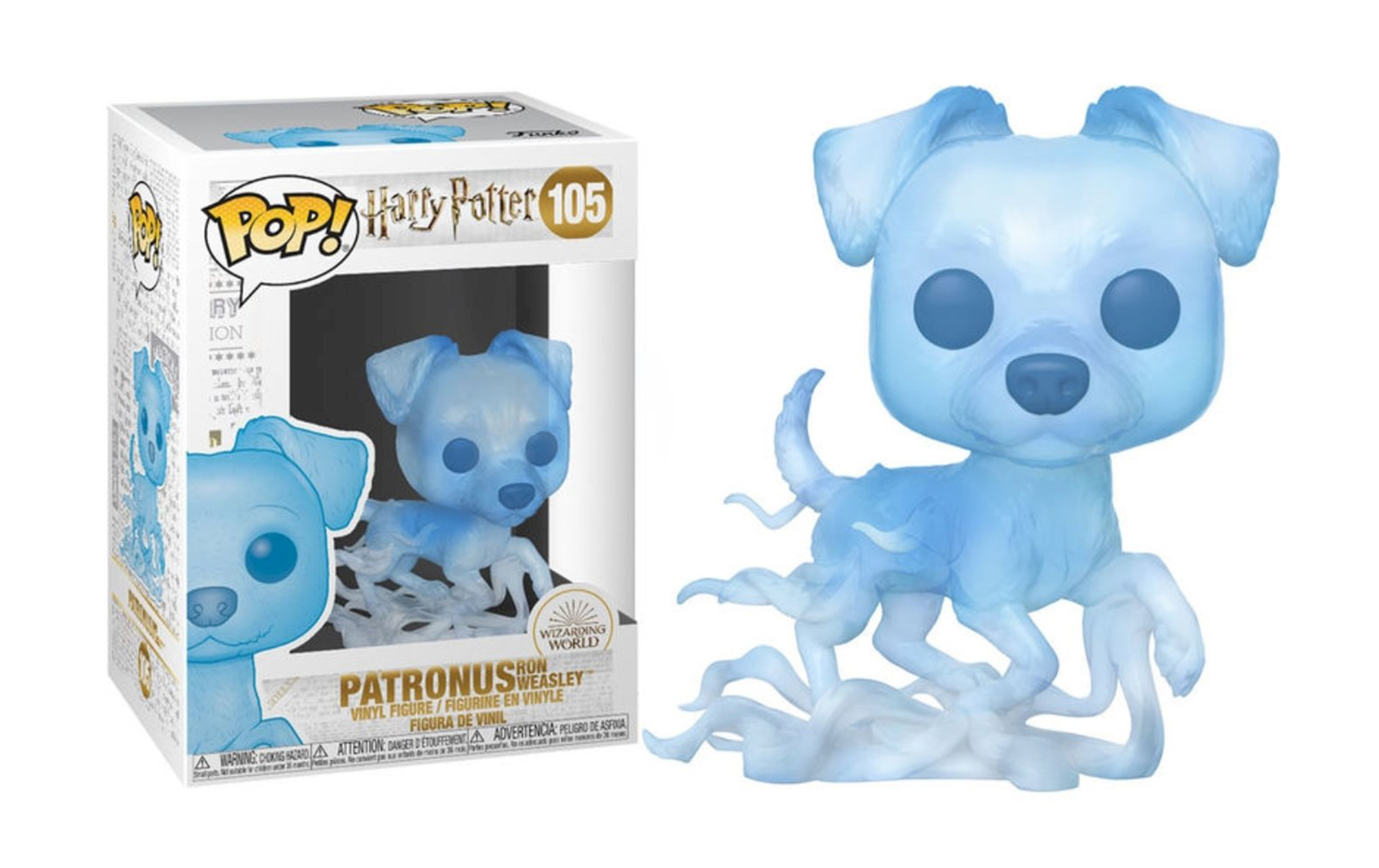 Harry Potter Ron Weasley Patronus 106 Funko POP Vinyl Figure