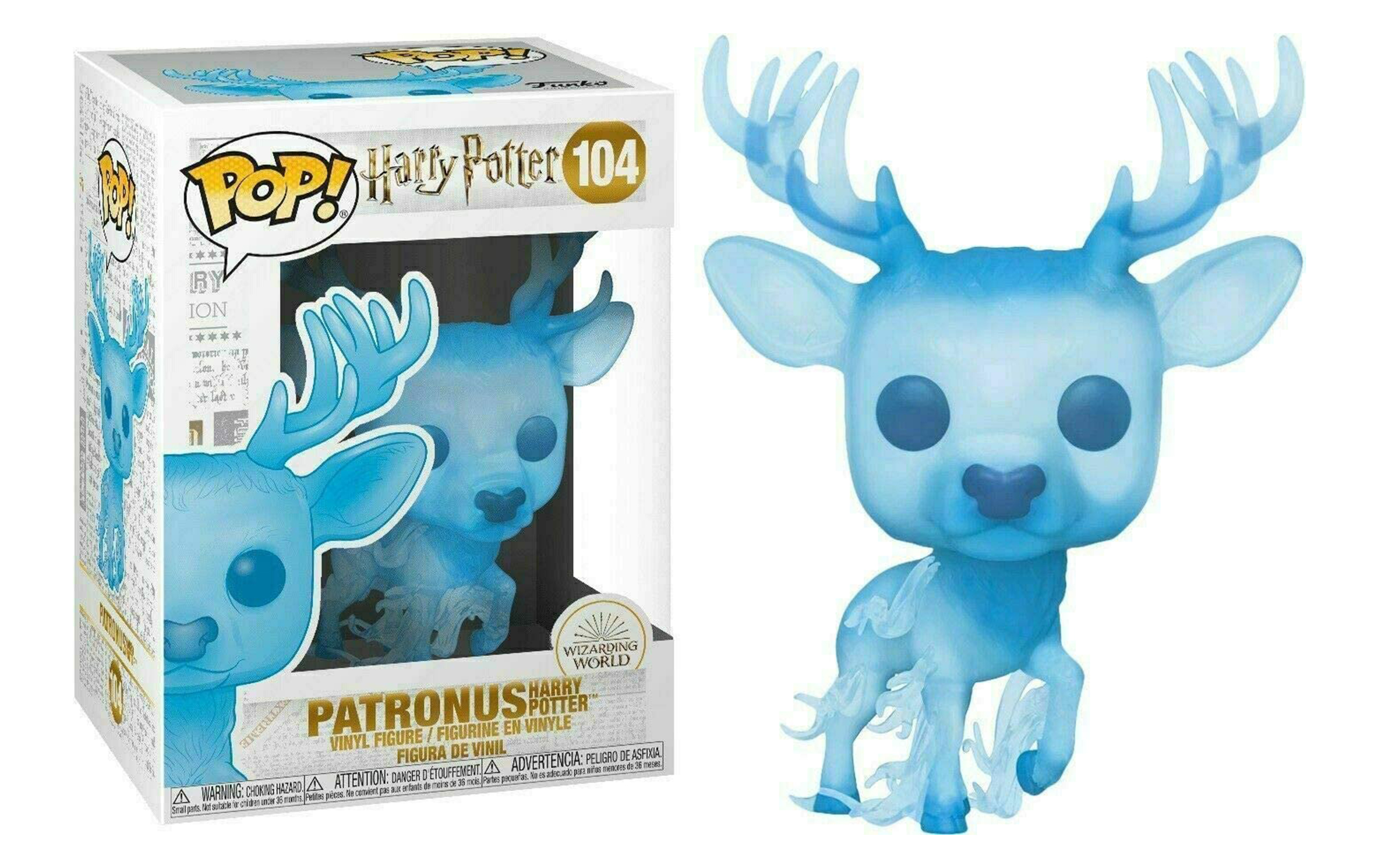 Harry Potter Patronus 104 Funko POP Vinyl Figure