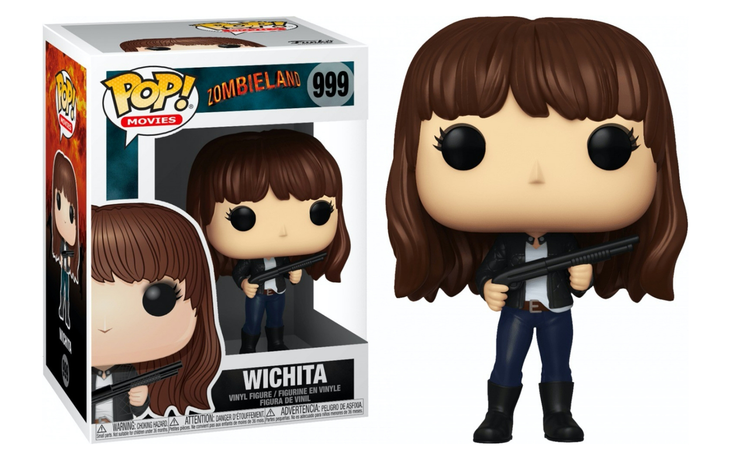 Zombieland Wichita 999 Funko POP Vinyl Figure