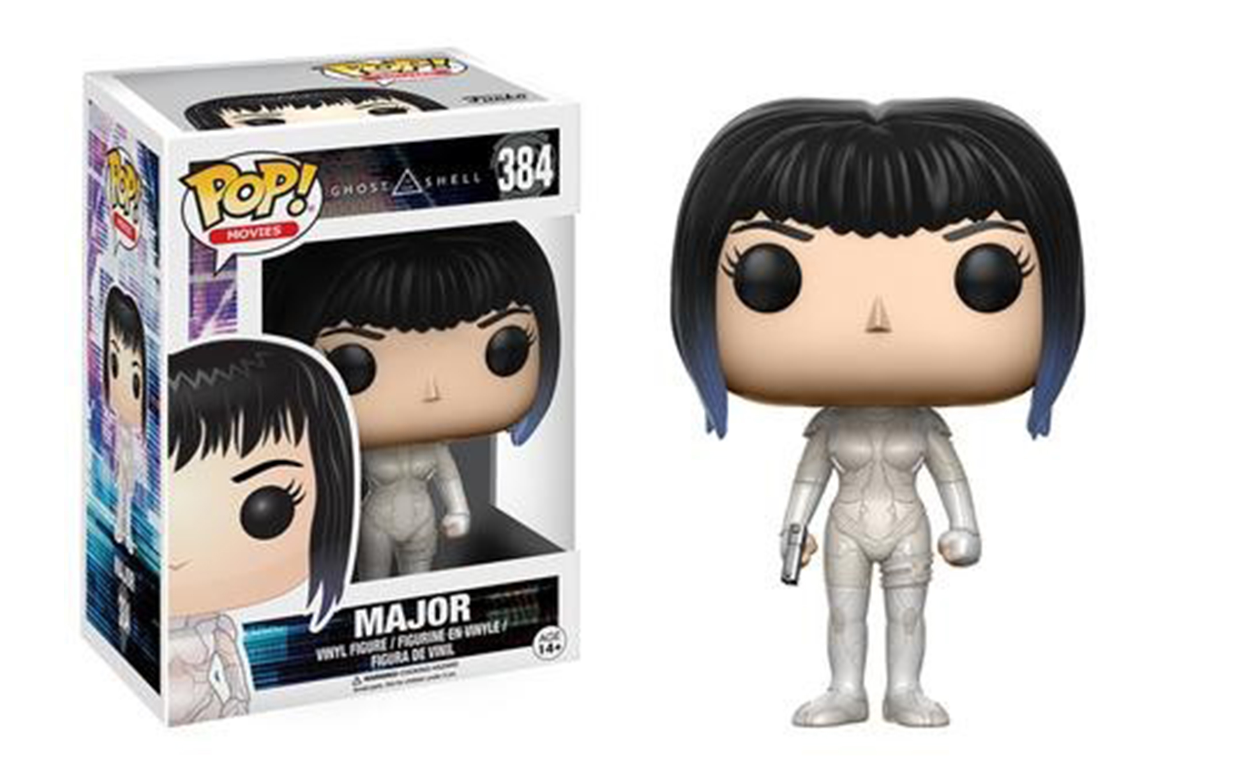 Ghost in the Shell Major 384 Funko POP Vinyl Figure