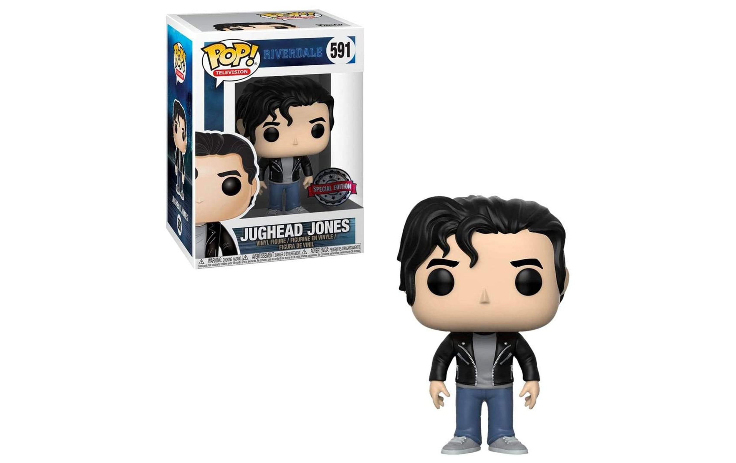 Riverdale Jughead Jones 591 Funko POP Vinyl Figure