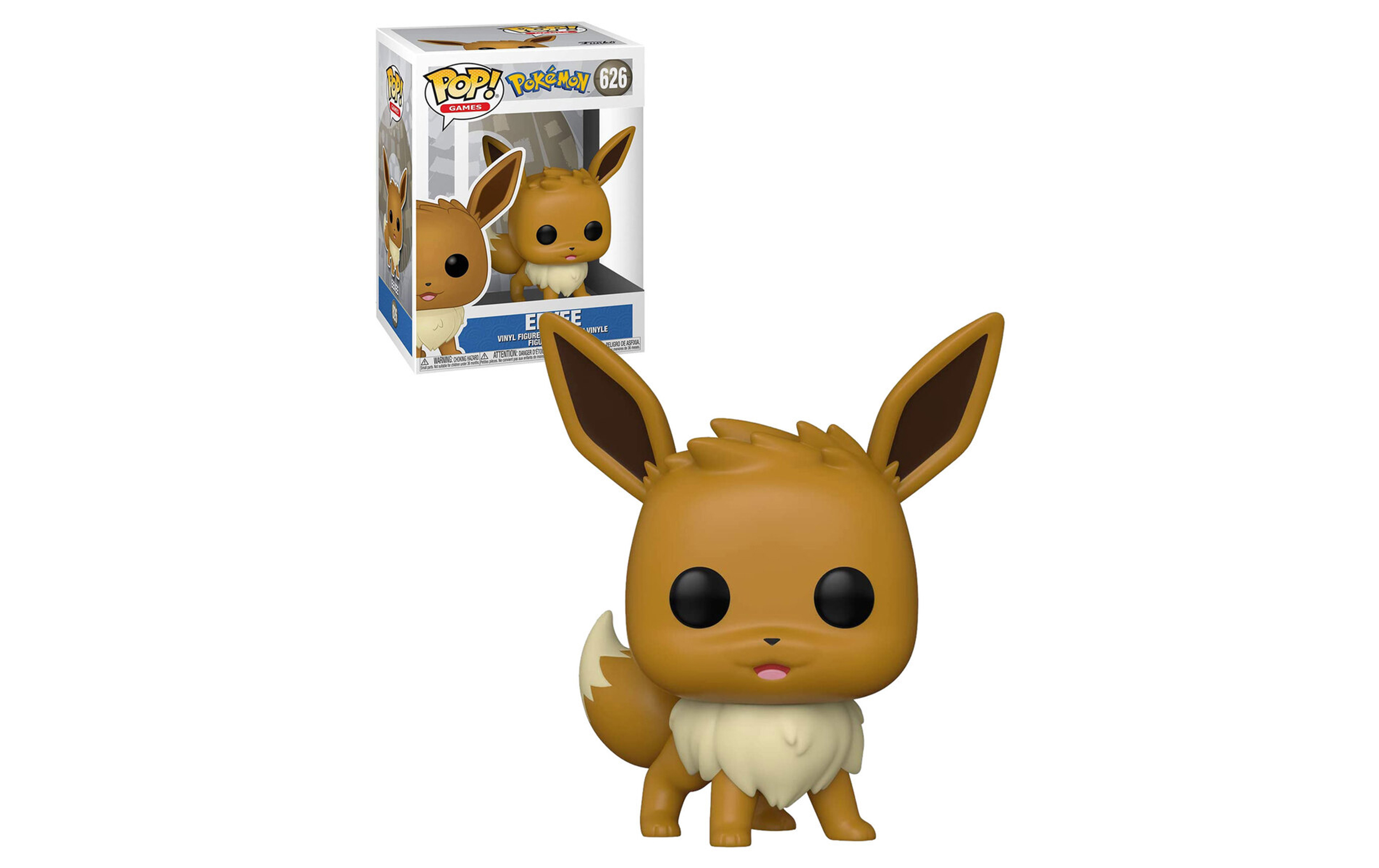 Pokemon Eevee 626 Funko POP Vinyl Figure
