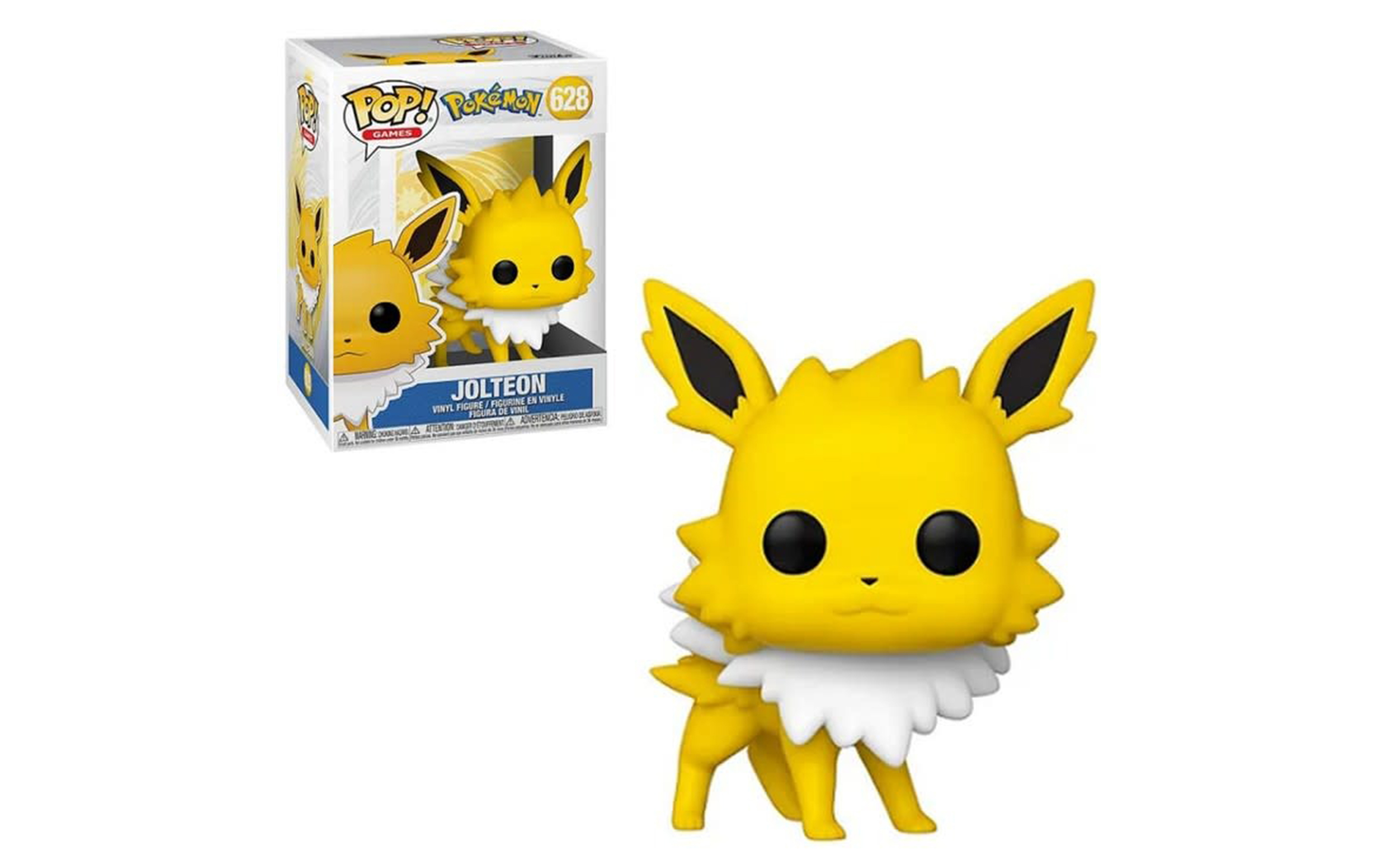 Pokemon Jolteon 628 Funko POP Vinyl Figure