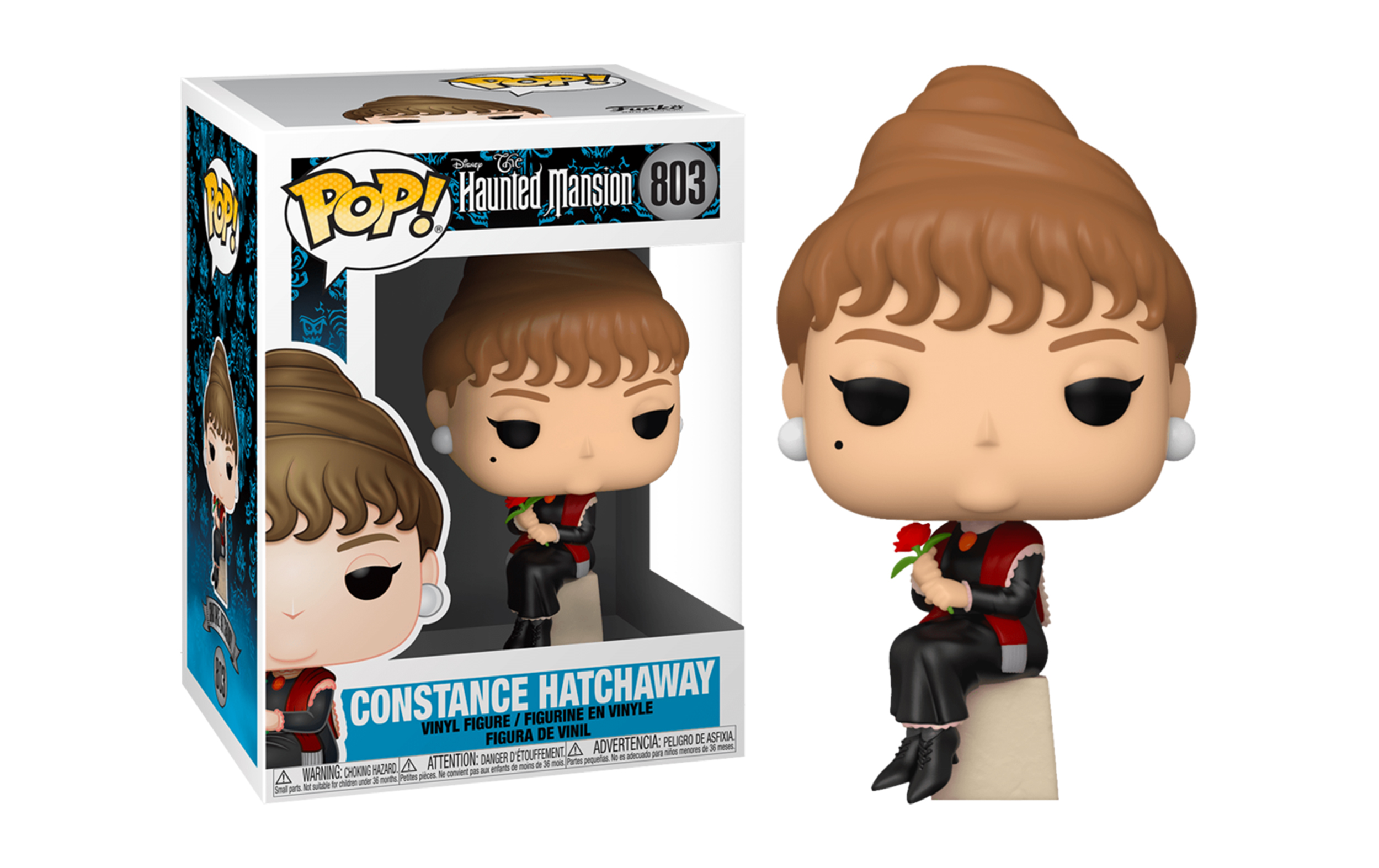 Disney The Haunted Mansion Constance Hatchaway 803 Funko POP Vinyl Figure