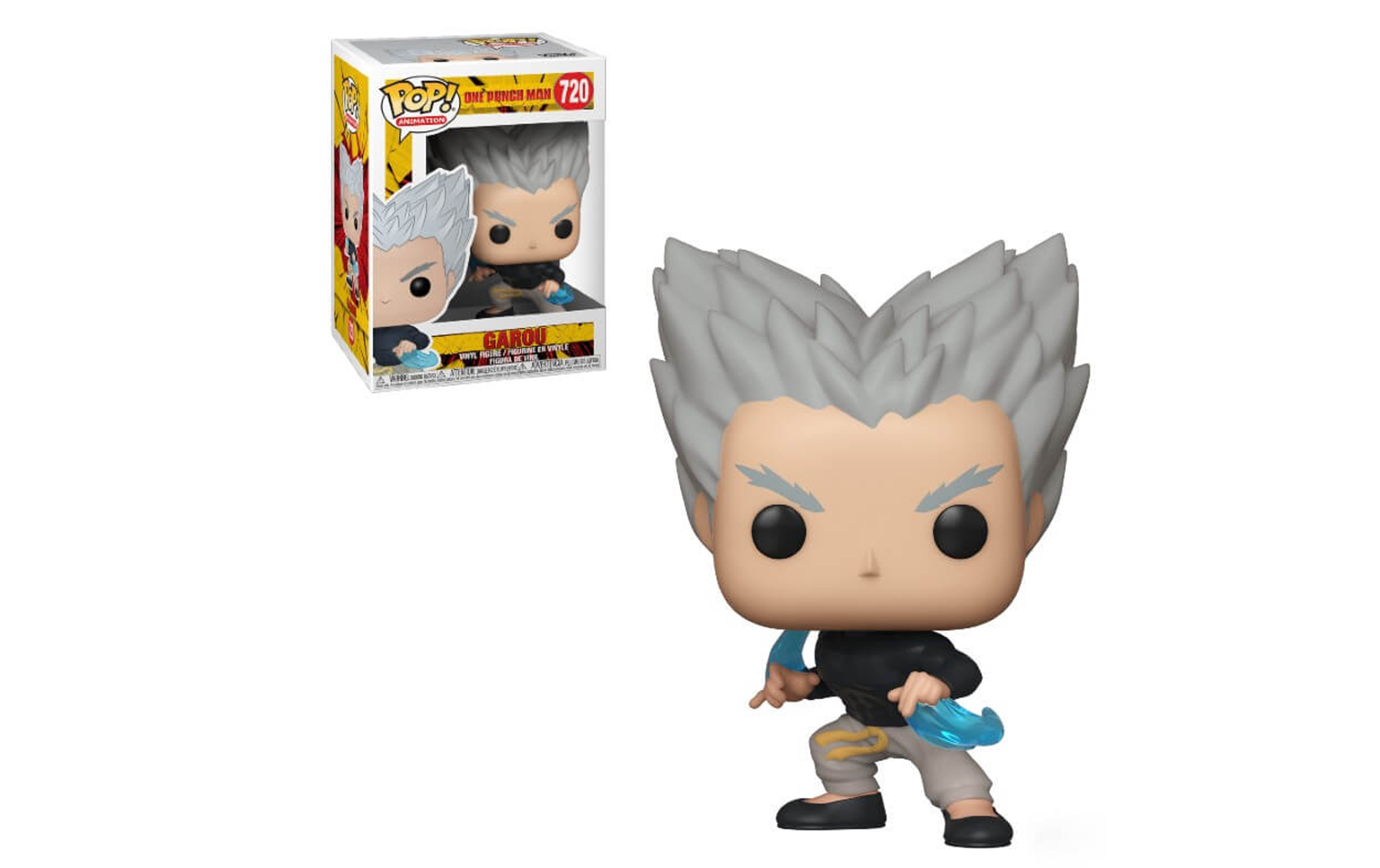 One Punch Man Garou 720 Funko POP Vinyl Figure