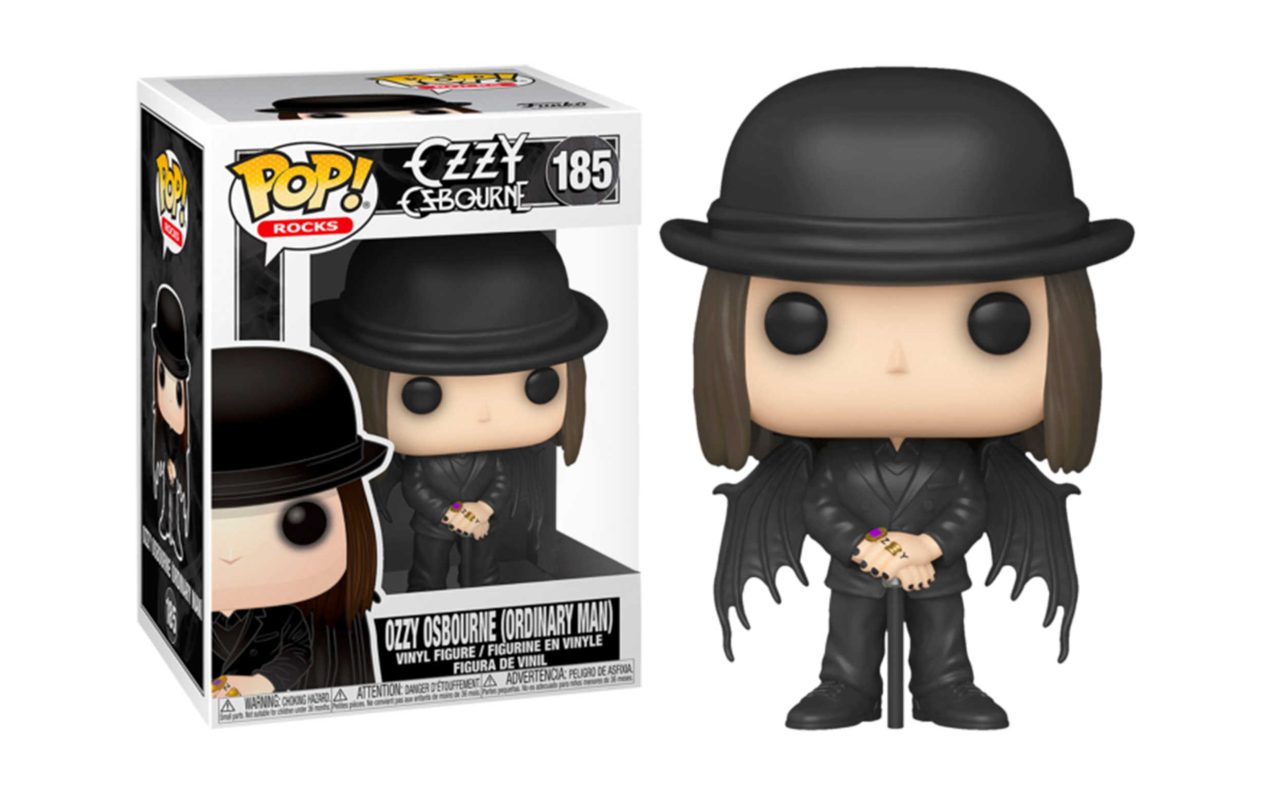Ozzy Osbourne Ordinary Man 185 Funko POP Vinyl Figure