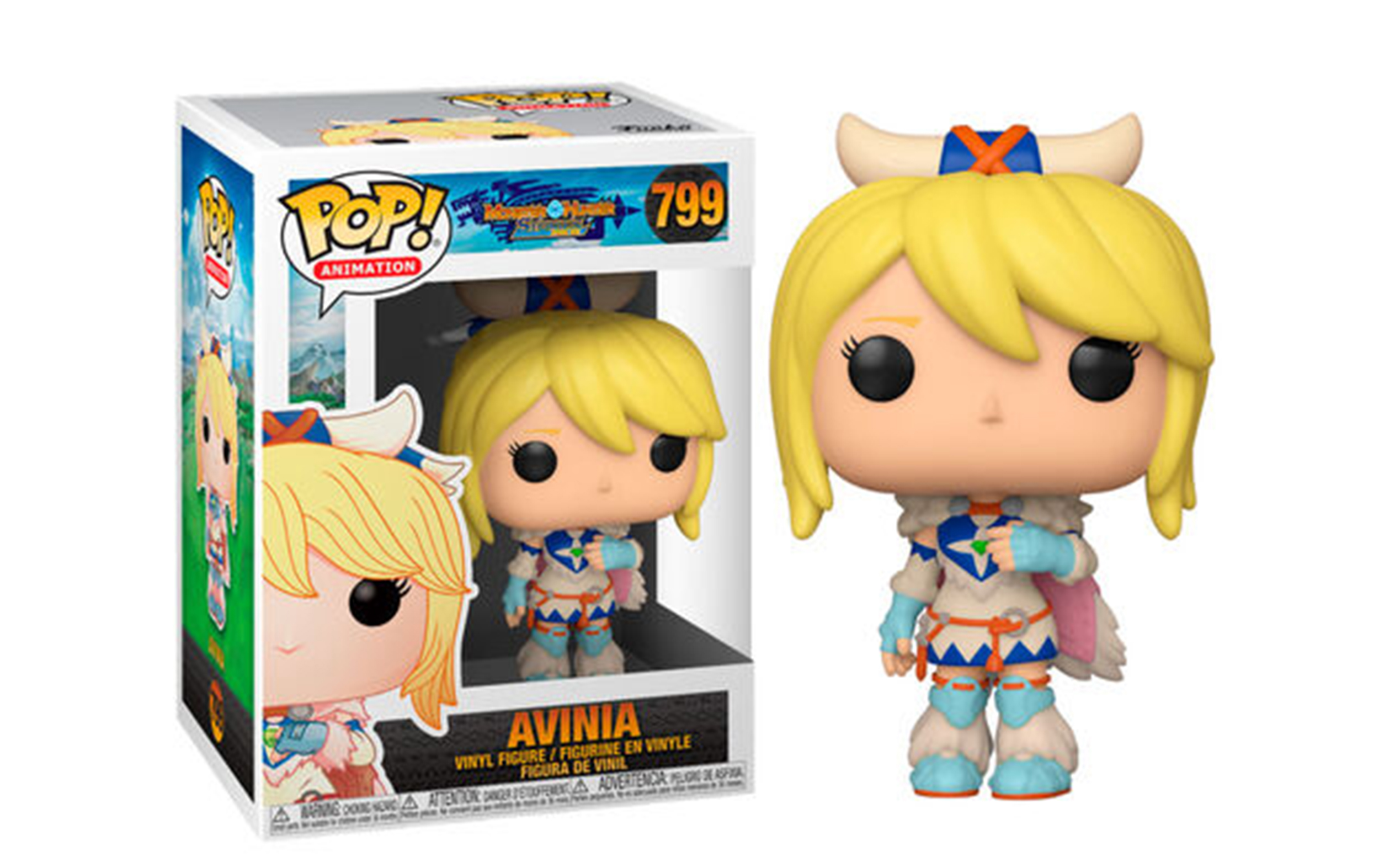 Monster Hunter Avinia 799 Funko POP Vinyl Figure