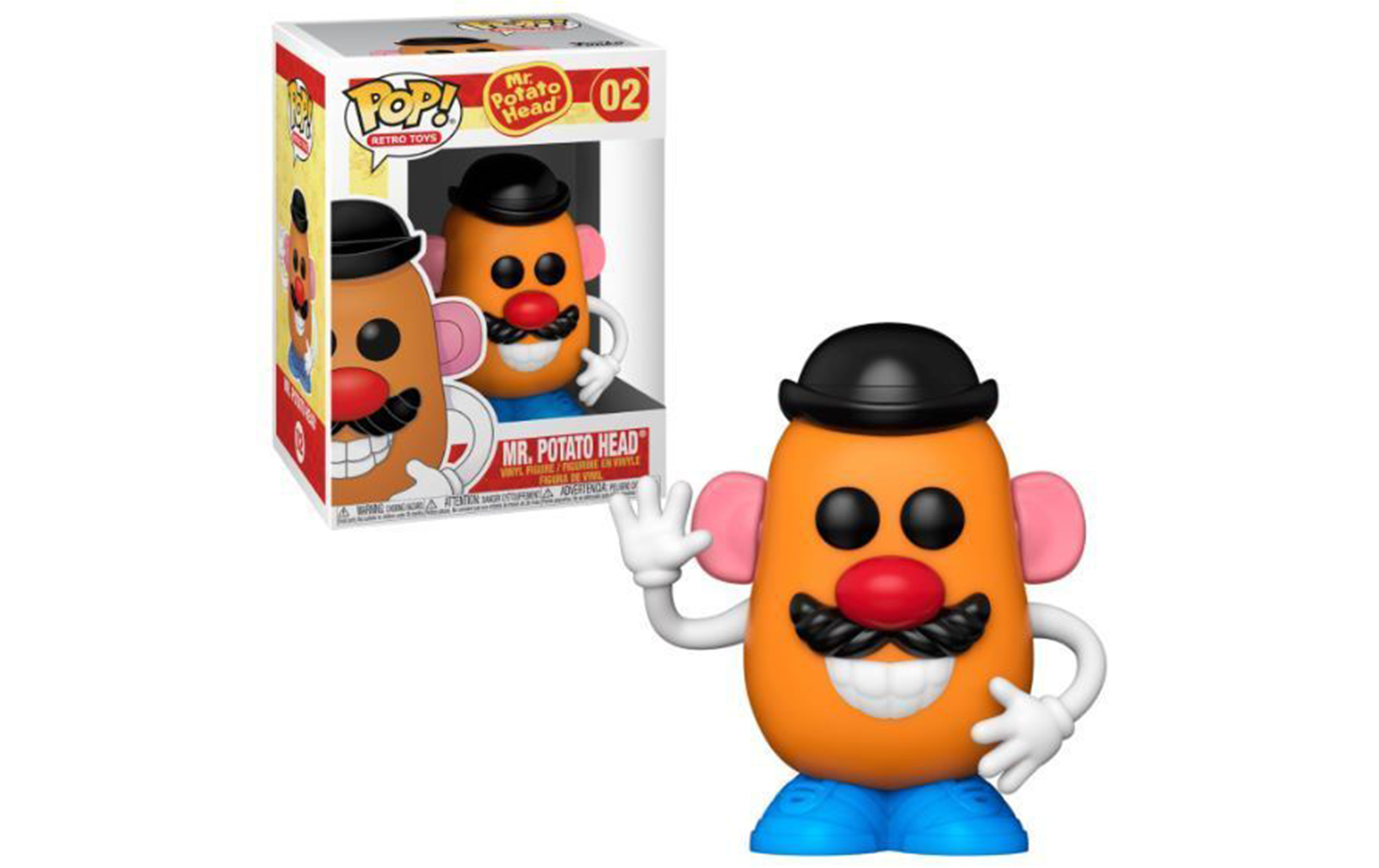 Mr. Potato Head 02 Funko POP Vinyl Figure