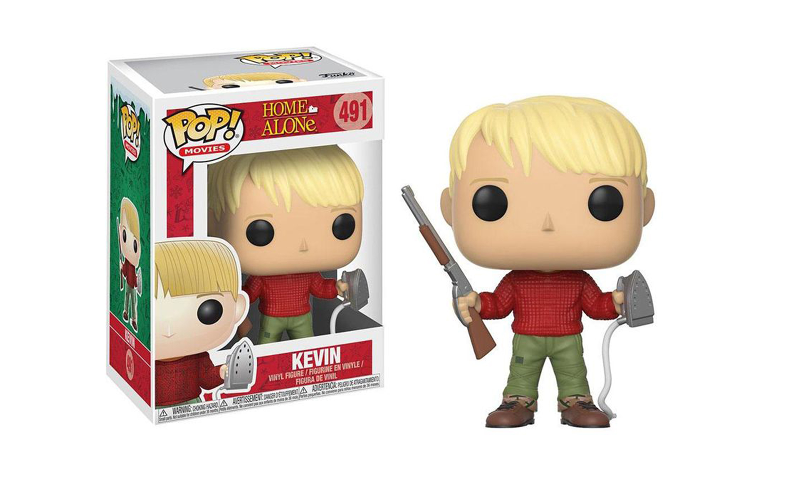 Home Alone Kevin 491 Funko POP Vinyl Figure