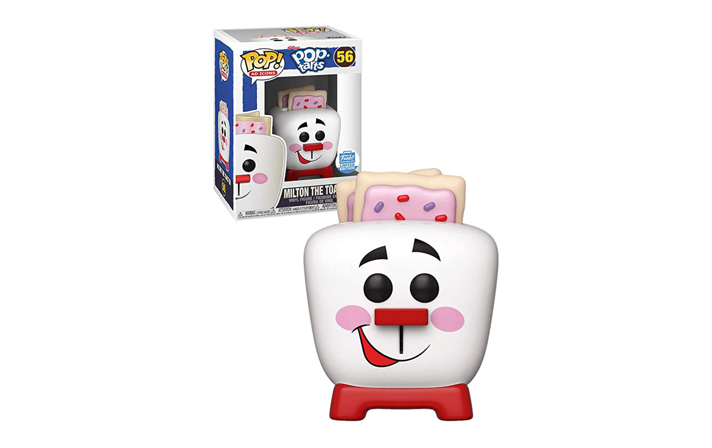 Milton the Toaster 56 Funko Shop Pop Vinyl Figure