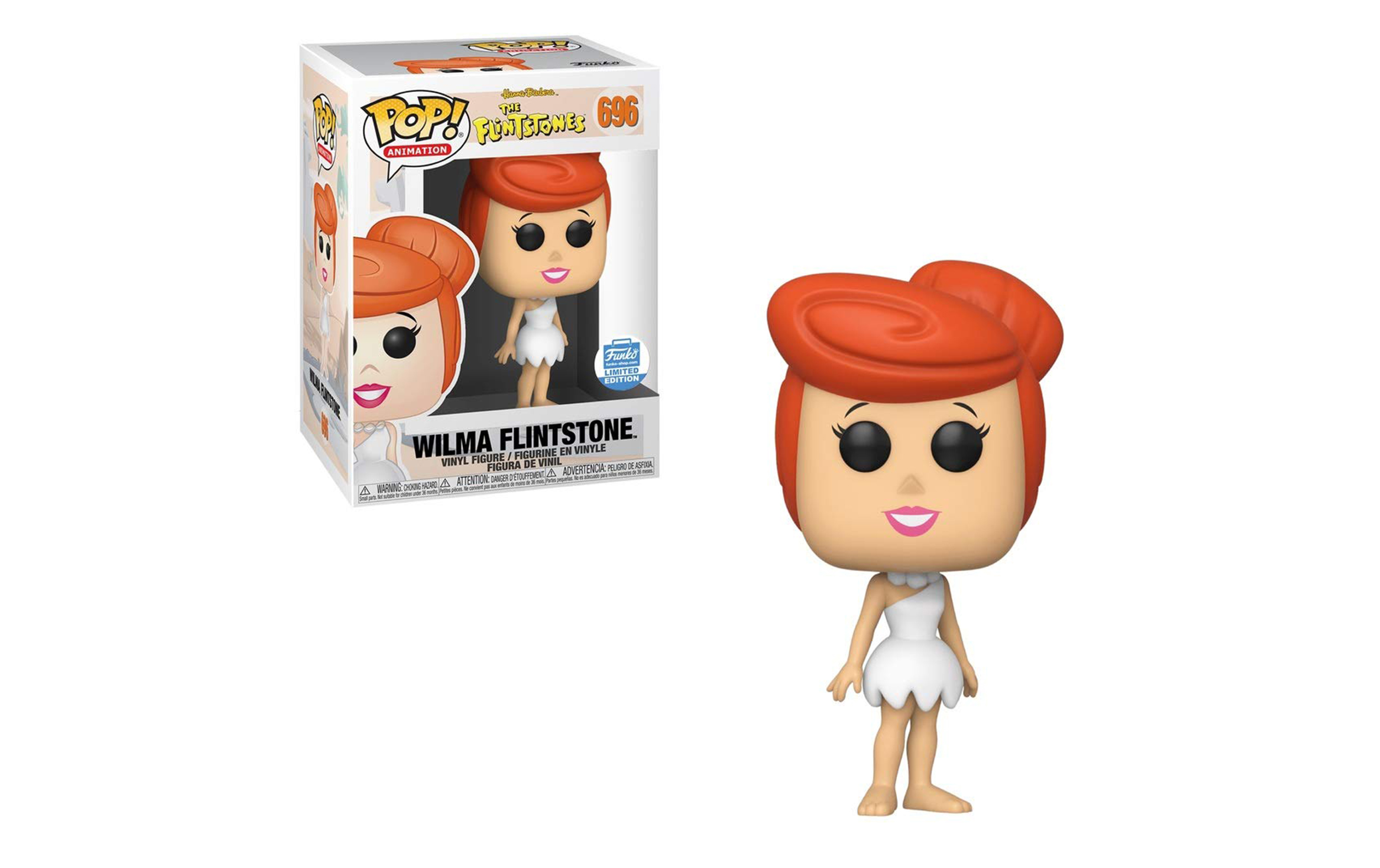 The Flintstones Wilma 696 Funko Shop Funko POP Vinyl Figure