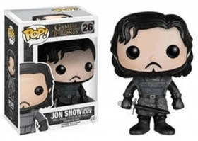 Games Of Thrones Jon Snow Castle Black 26 Funko POP Vinyl Figure