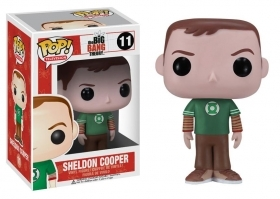 The Big Bang Theory Sheldon Cooper 11 Funko POP Vinyl Figure Box Near Mint