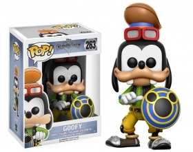 Kingdom Hearts Goofy 263 Funko POP Vinyl Figure