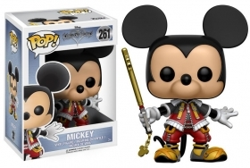 Kingdom Hearts Mickey 261 Funko POP Vinyl Figure