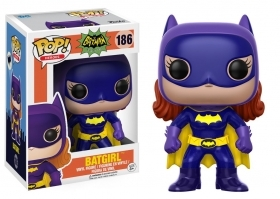 Batman '66 Batgirl 186 Funko POP Vinyl Figure