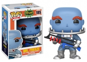 Batman '66 Mr Freeze 185 Funko POP Vinyl Figure