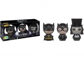 Batman Returns - Batman Penguin, Catwoman 3 Pack SDCC 2016 - Dorbz Vinyl Figure