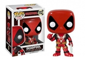 Marvel Deadpool Thumb Up 112 Funko POP Vinyl Figure
