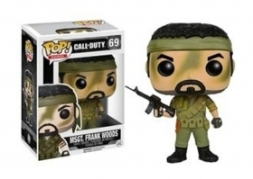 Call Of Duty Frank Woods 69 Funko P