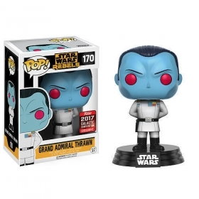 Star Wars Rebels - Grand Admiral Thrawn 170 - Funko POP Vinyl Figure
