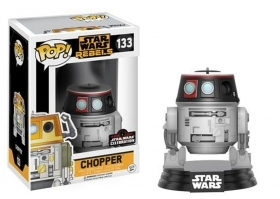 Star Wars Rebels Chopper 133 Funko POP Vinyl Figure