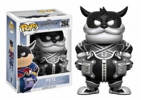 Kingdom Hearts Pete Black And White 264 Funko POP Vinyl Figure