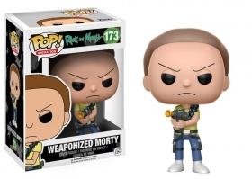 Rick and Morty Weaponized Mort
