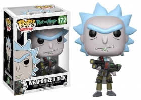 Rick and Morty Weaponized Rick