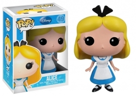 Disney Alice 49 Funko POP Viny