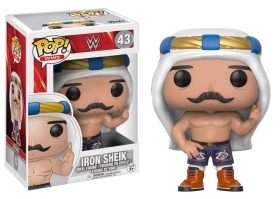 WWE Iron Sheik 43 Funko POP Vi