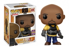 The Walking Dead T Dog 495 SDCC 2017 Funko POP Vinyl Figure