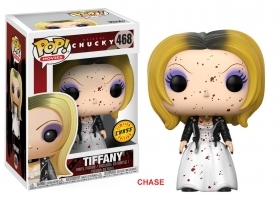 Bride Of Chucky Tiffany 468 Chase Funko POP Vinyl Figure