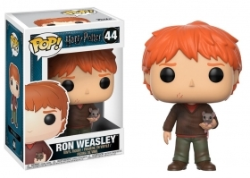 Harry Potter Ron Weasley with Scabb