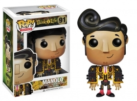 Book of Life Manolo 91 Funko POP Vinyl Figure