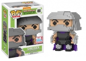 Teenage Mutant Ninja Turtles Shredder 08 NYCC 2017 Funko POP Vinyl Figure Box