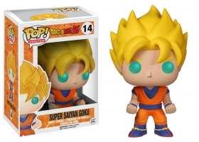Dragon Ball Z Goku Super Saiyan 14 Funko POP Vinyl Figure