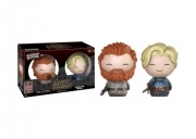 Game Of Thrones Tormund and Brienne SDCC 2017 Funko Dorbz